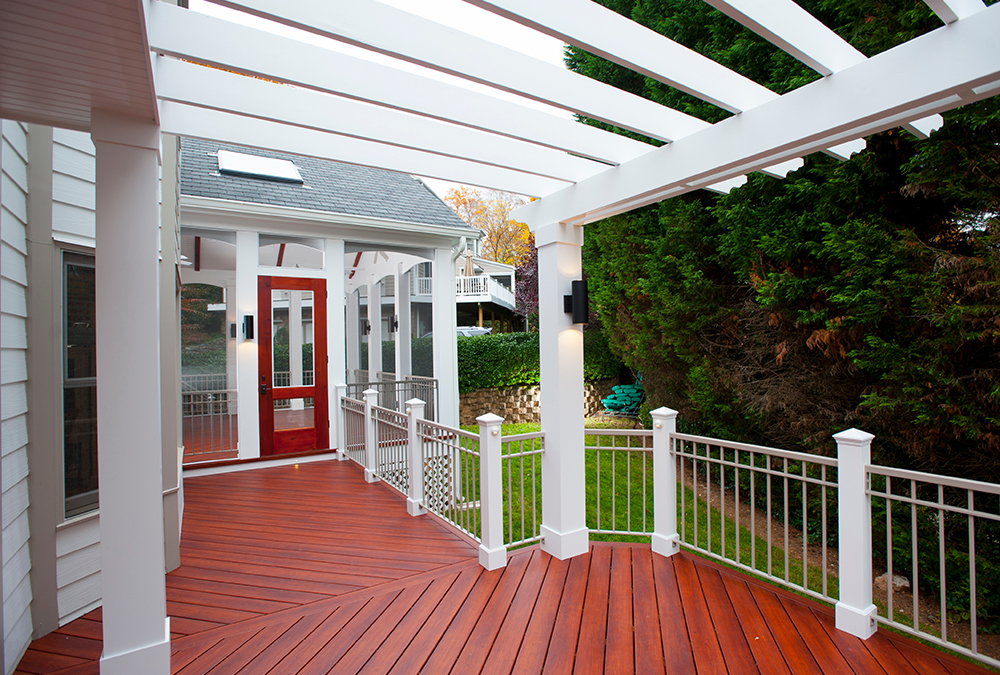 porch terrace