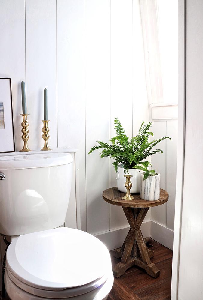Why I Renovated My Bathroom Using Shiplap Liveabode