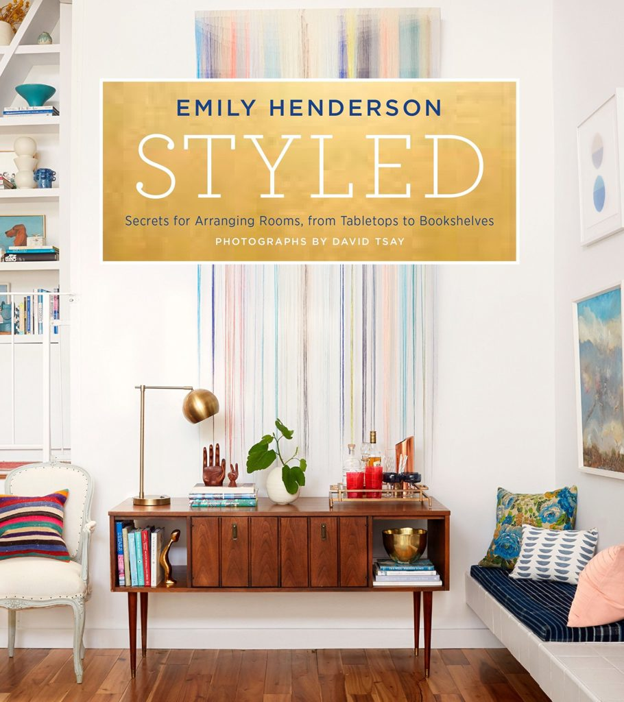 Styled Book Cover