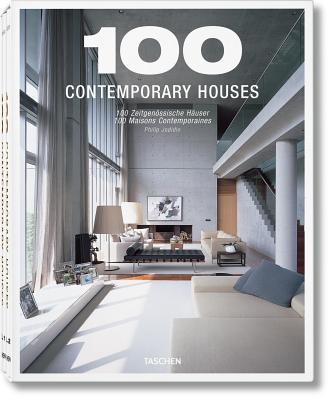 100 contemporary houses book cover