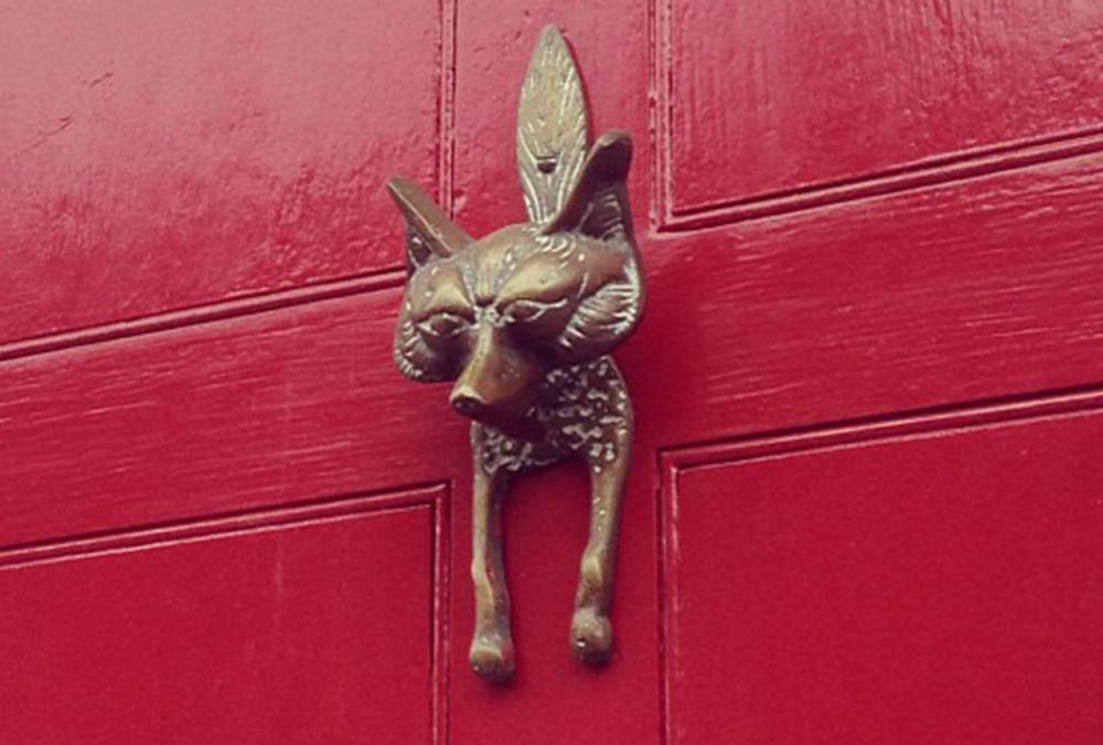 Cute Front Door Knocker