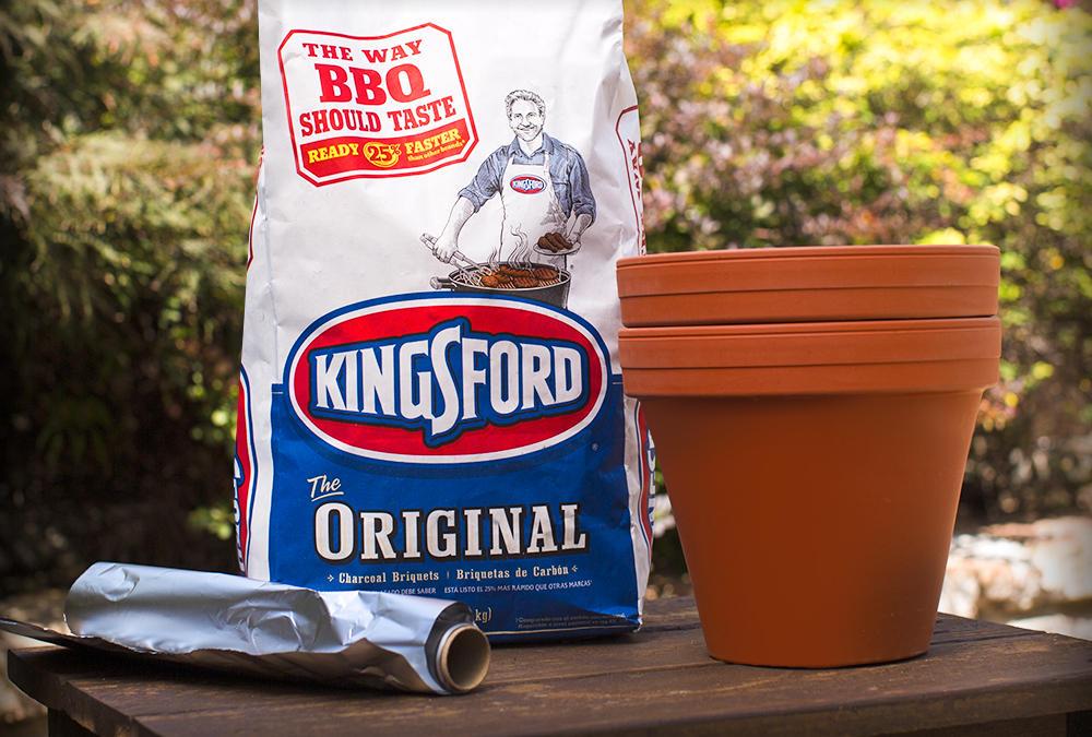 Kingsford Smores Material