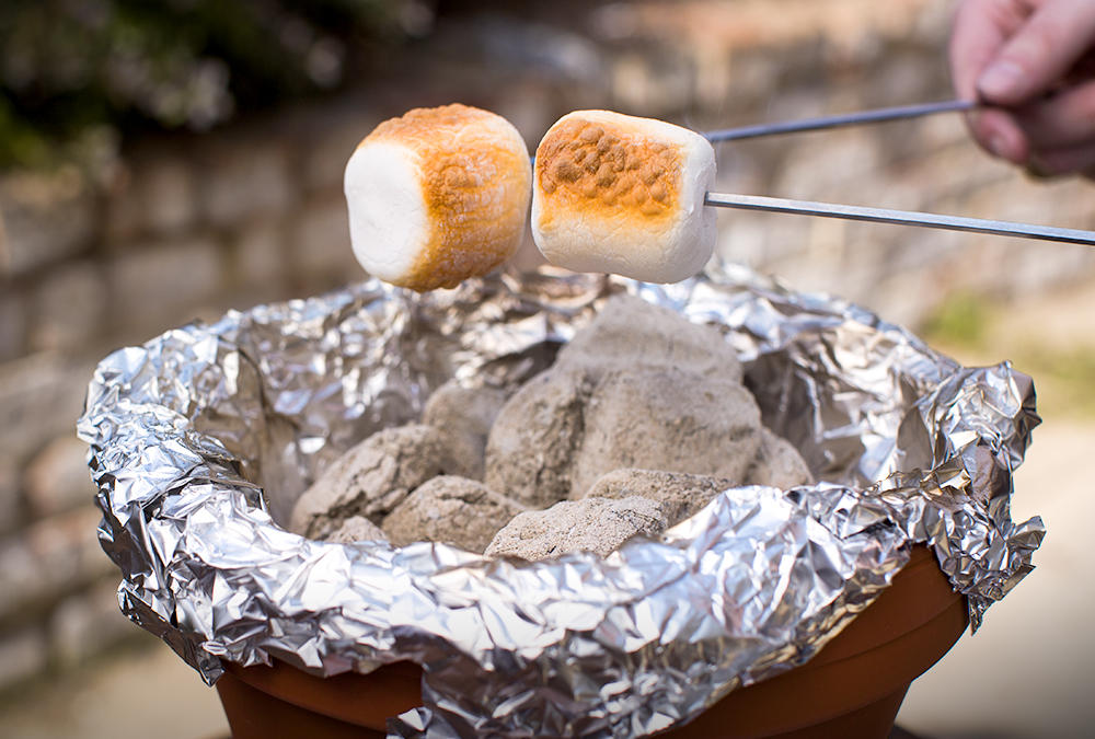 Cooked Marshmallows