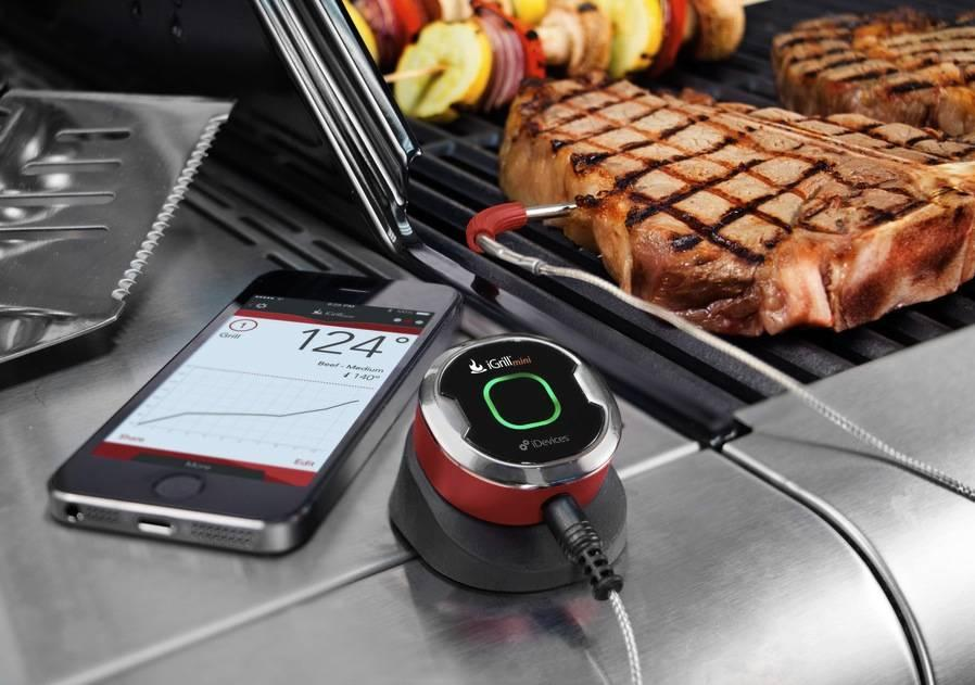 Solar Grill Thermometer